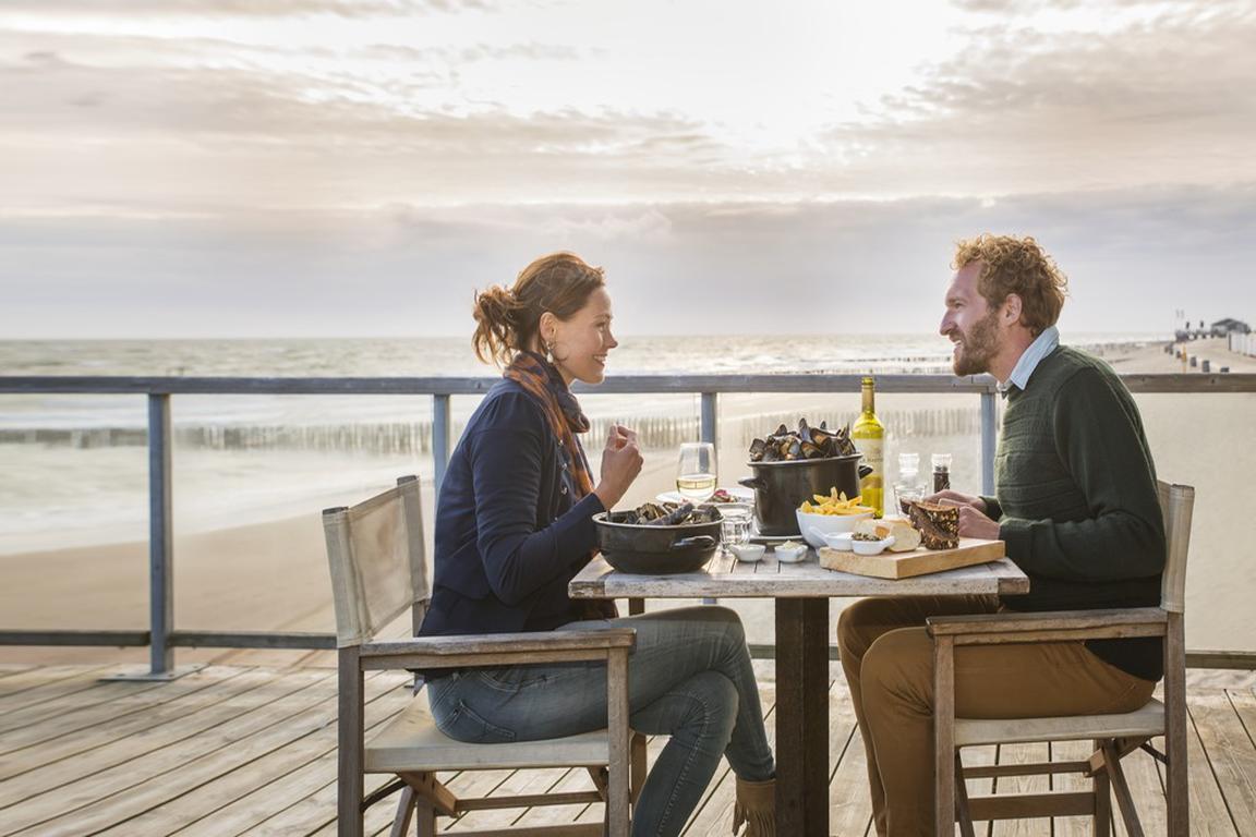 Maritime Köstlichkeiten genießen: