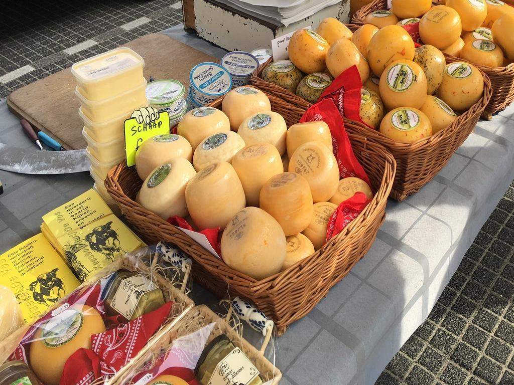 Käse: Regionale Produkte Seeländisch-Falnderns