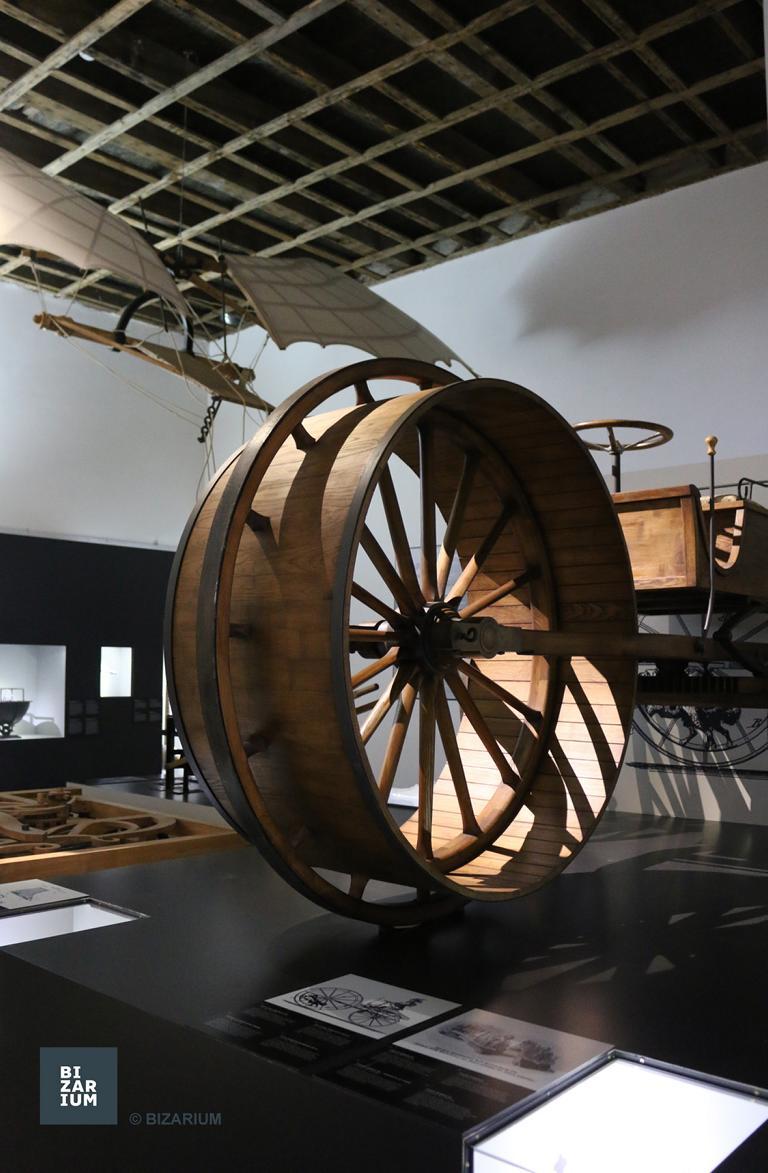 Bizarium in Sluis: Visionäre Erfindung