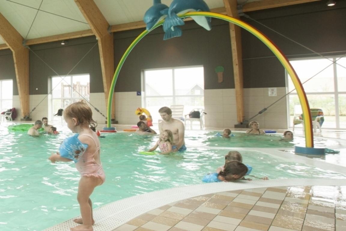 Hallenbad Strand Resort Nieuwvliet-Bad