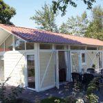 """Ferienpark """"DroomPark Schoneveld"""" Breskens: Chalet Typ B, komplett eingerichtet mit luxuriöser Küche"""