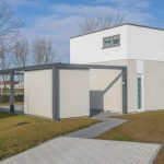 "Ferienpark ""Zeebad"" Breskens: Lodge Typ Komfort 6C mit 2 Badezimmern, Obergeschoss"