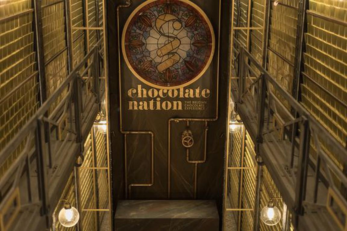 """Chocolate Nation"" in Antwerpen"