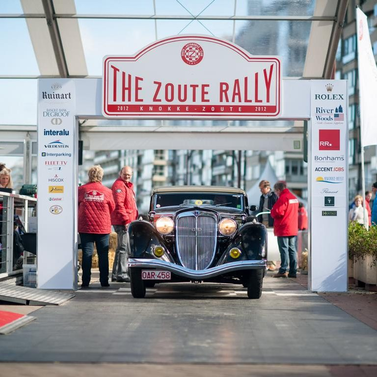 Zoute Oldtimer Grand Prix Knokke-Heist