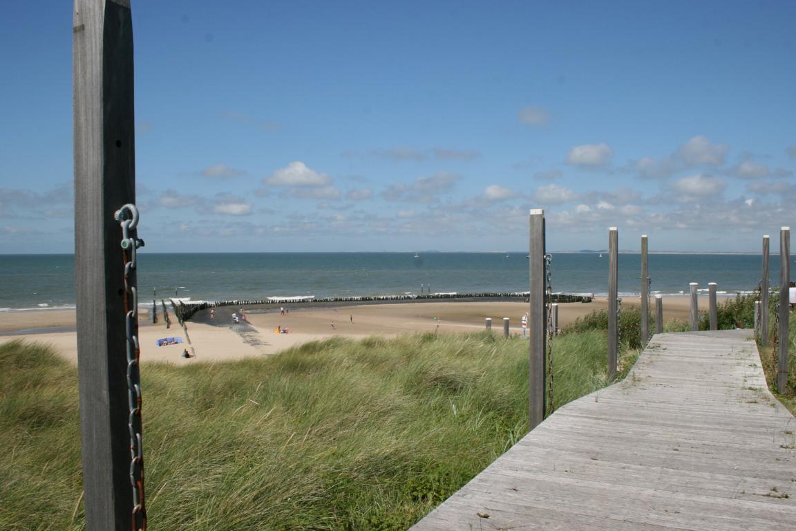Strand Karte Zeeland.Nieuwvliet Strandurlaub In Den Sudlichen Niederlanden