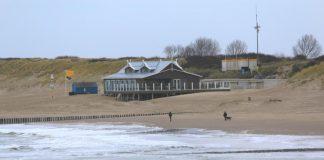 """Strandpaviljoen """"De Strandganger"""" Nieuwvliet-Bad"""