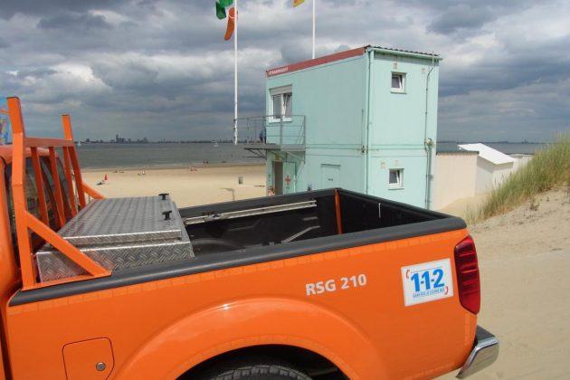 Nieuwvliet-Bad - Strandwache