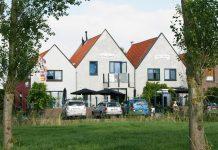 """Ein-Sterne-Hotel """"de Drie Gevels"""" Cadzand-Bad"""