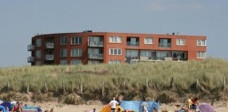 Hotel de Wielingen am Jachthafen und Strand in Cadzand-Bad