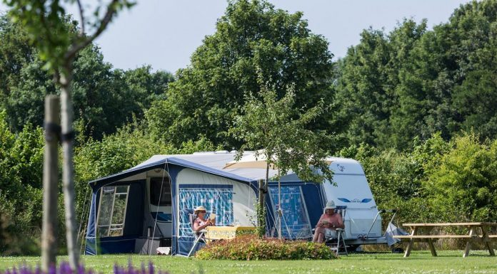 Camping mit Komfort in Cadzand-Bad