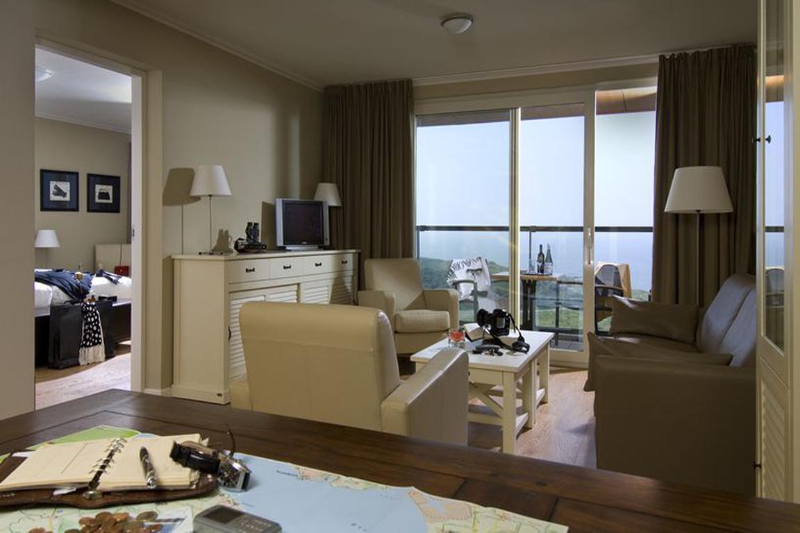 """Luxus-Suiten mit Meerblick Hotel """"de Wielingen"""" Cadzand-Bad"""