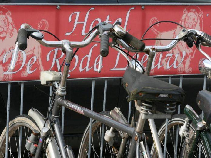 Fietscafe in Zuidzande
