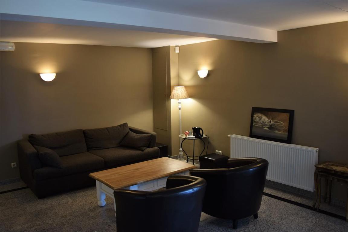 """Hotel """"de Stadsherberg"""" Nieuwvliet: Lounge"""