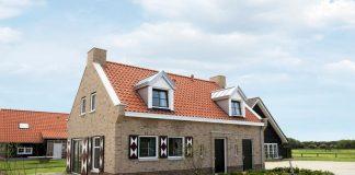 """10-Personen Ferienhaus 10C """"Heren"""" - """"Strand-Resort Nieuwvliet-Bad"""""""