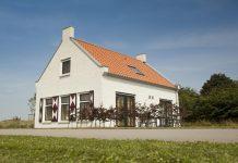 """Ferienhaus 6C1 """"Deichhaus"""" - """"Strand Resort Nieuwvliet-Bad"""""""