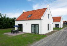 """Ferienhaus 6L """"Deichhaus"""" - """"Strand Resort Nieuwvliet-Bad"""""""