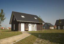 """6-Personen Kinder-Ferienhaus 6CK """"Boomgaard"""" """"Strand-Resort Nieuwvliet-Bad"""""""