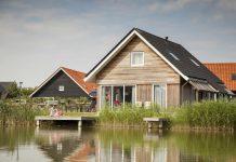 """6-Personen Ferienhaus 6C2 """"Kreek"""" - """"Strand-Resort Nieuwvliet-Bad"""""""