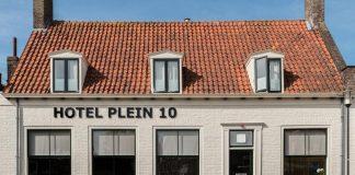 """""""Hotel Plein 10"""" in Zudzande"""