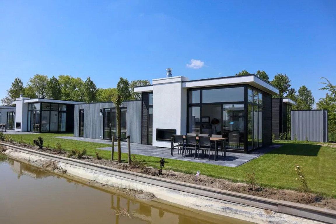 """Nieuwvliet-Bad - Ferienhauspark """"Droomparken Bad Meersee"""""""